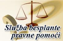 Služba besplatne pravne pomoći
